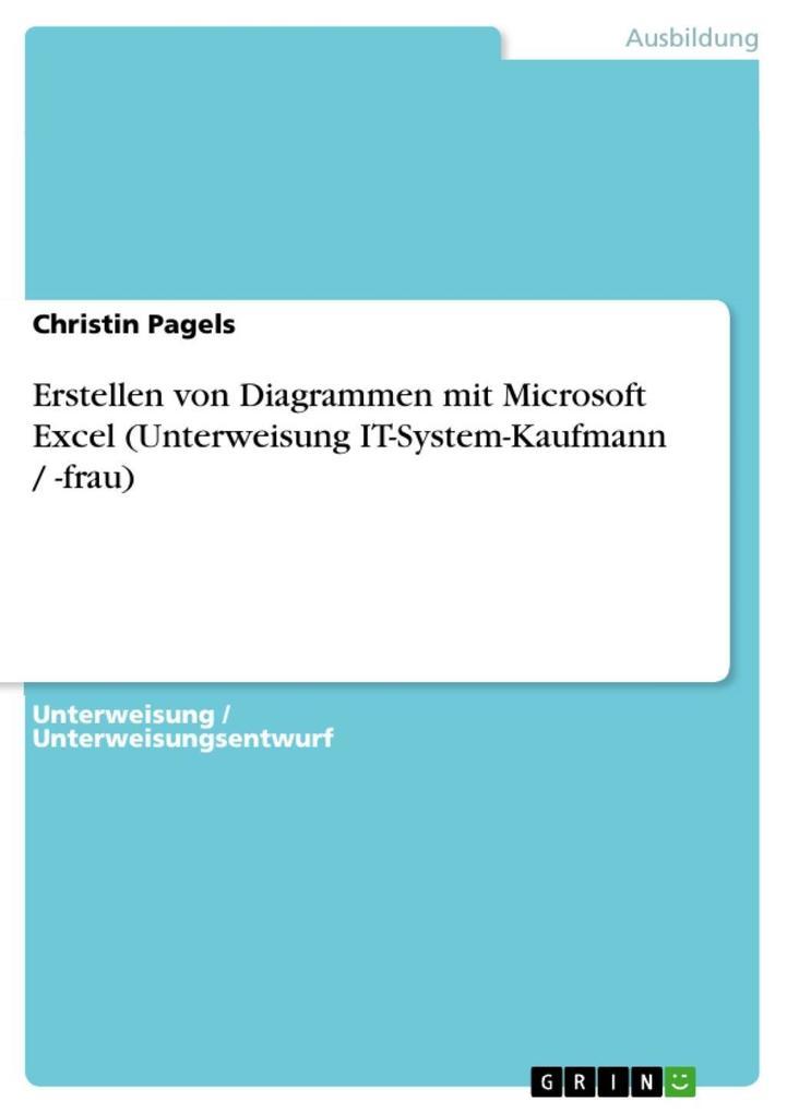 Erstellen von Diagrammen mit Microsoft Excel (U...