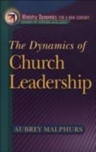 The Dynamics of Church Leadership als Taschenbuch