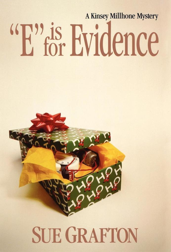 E Is for Evidence als Buch