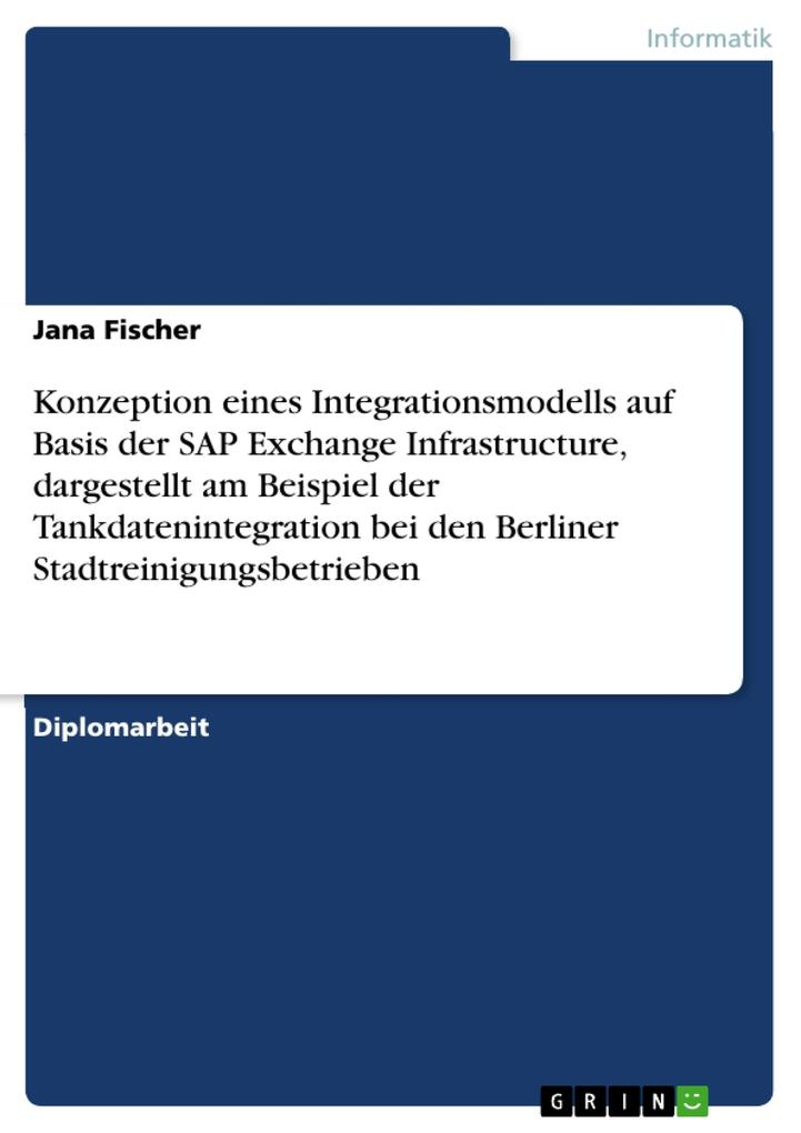 Konzeption eines Integrationsmodells auf Basis ...