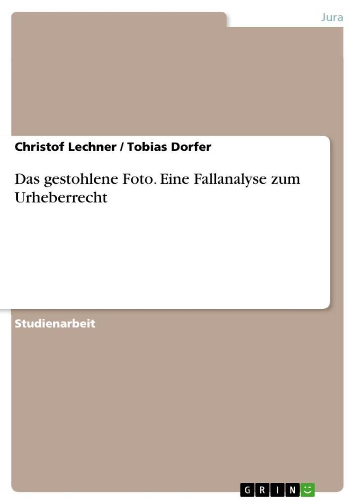 Urheberrecht als eBook Download von Christof Le...