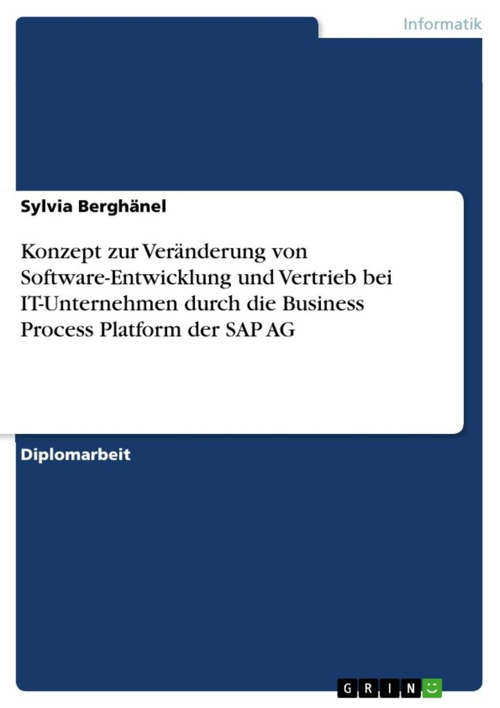 Konzept zur Veränderung von Software-Entwicklun...