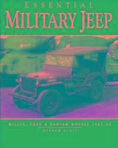 Essential Military Jeep als Taschenbuch