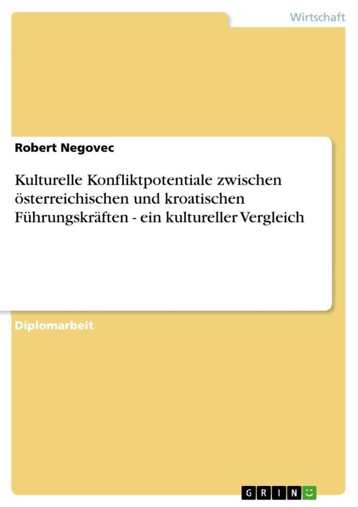 Kulturelle Konfliktpotentiale zwischen österrei...