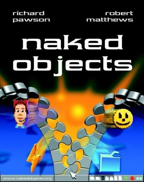 Naked Objects als Buch