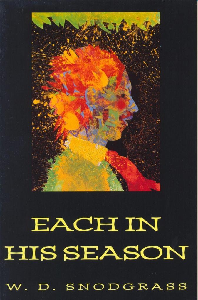Each in His Season als Taschenbuch