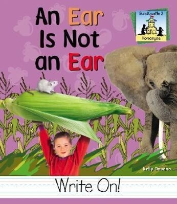 Ear Is Not an Ear als Buch