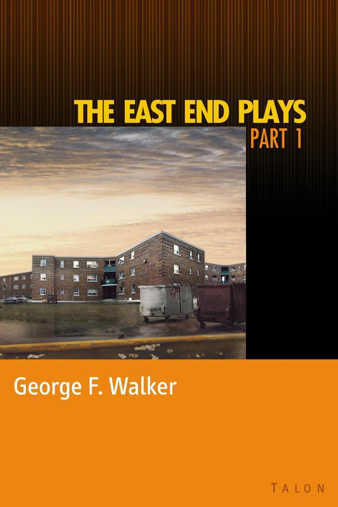 The East End Plays: Part 1 als Taschenbuch