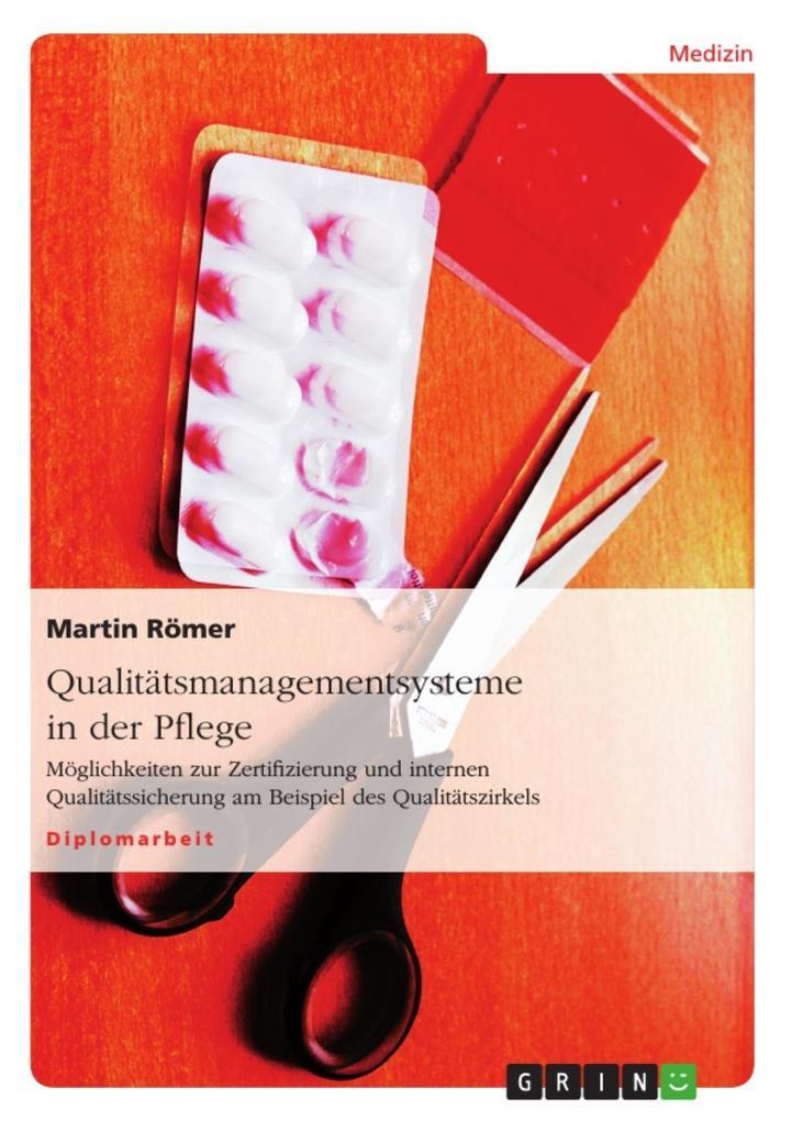 Qualitätsmanagement in der Pflege als eBook Dow...