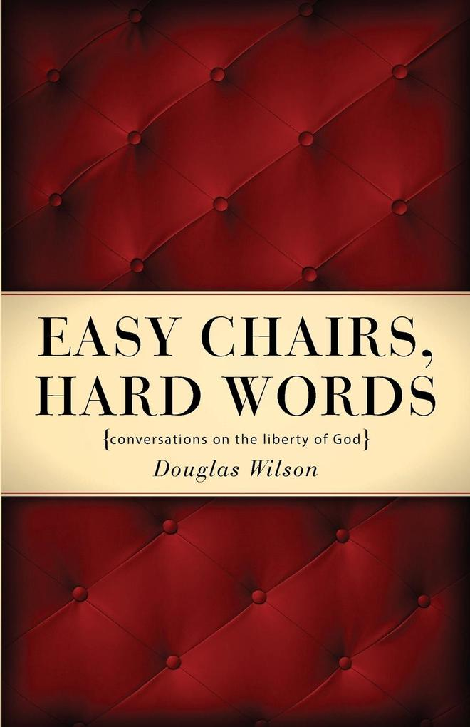 Easy Chairs, Hard Words als Taschenbuch