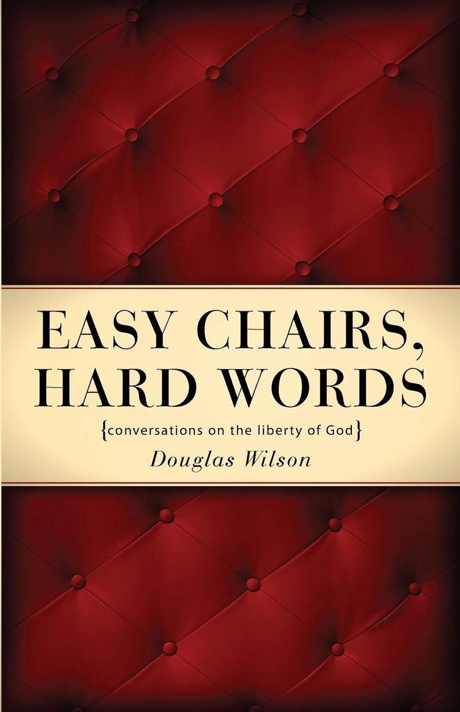 Easy Chairs, Hard Words als Taschenbuch
