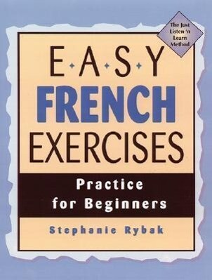 Easy French Exercises als Taschenbuch