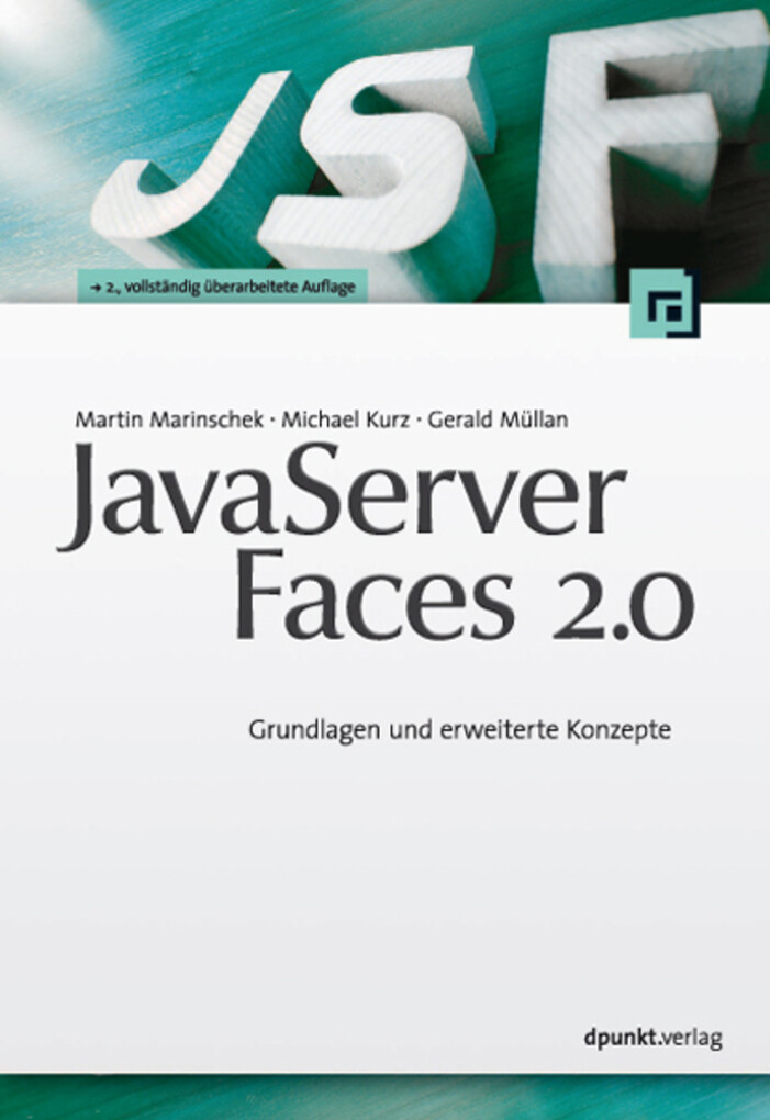 JavaServer Faces 2.0 als eBook Download von Mar...