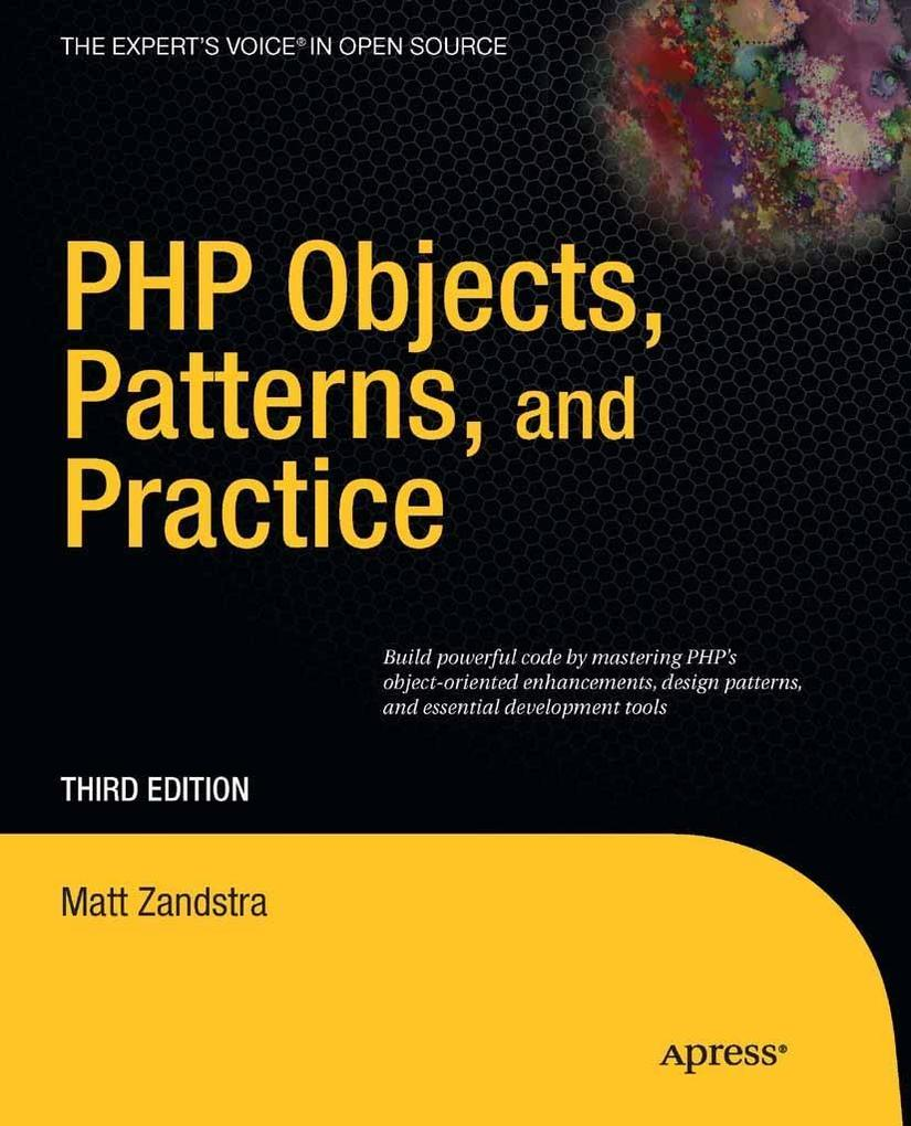 PHP Objects, Patterns and Practice als eBook Do...