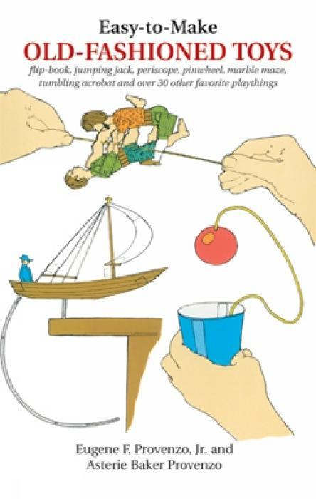 Easy-to-make Old Fashioned Toys als Taschenbuch