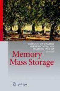 Memory Mass Storage als eBook Download von