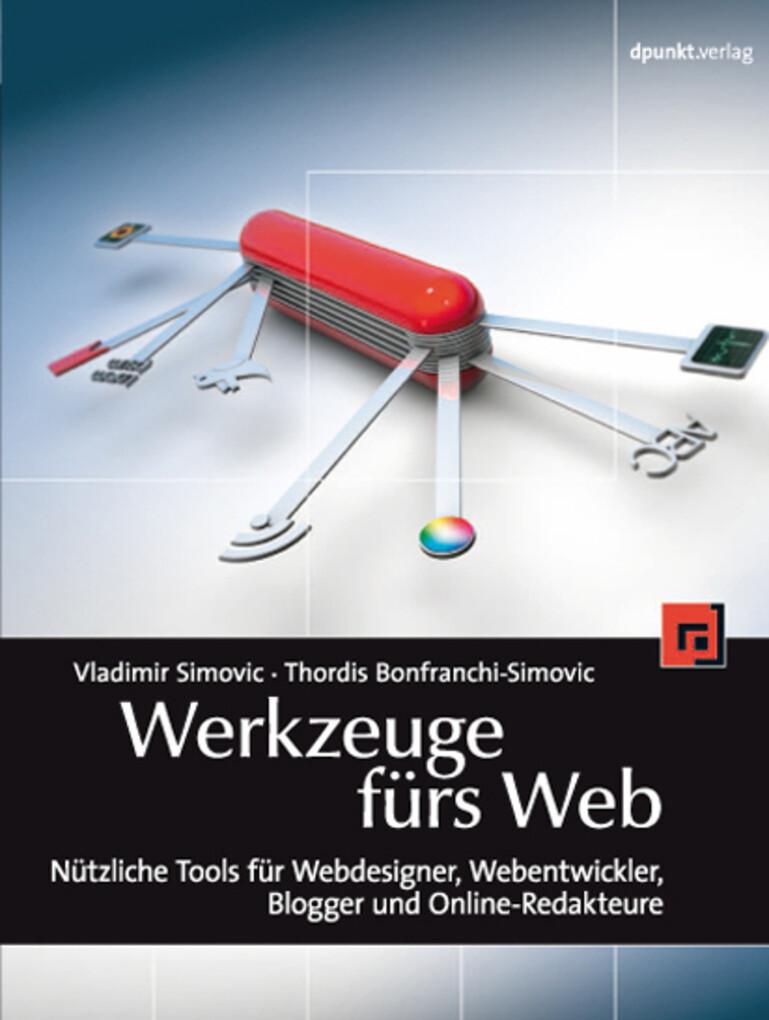Werkzeuge fürs Web als eBook Download von Vladi...