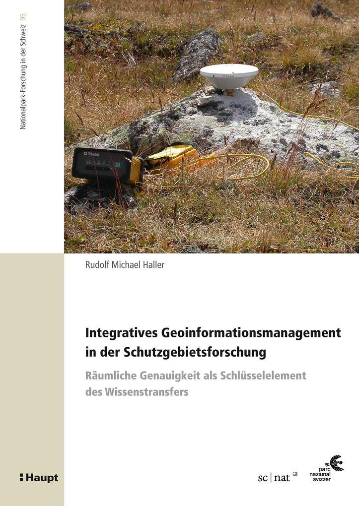 Integratives Geoinformationsmanagement in der S...