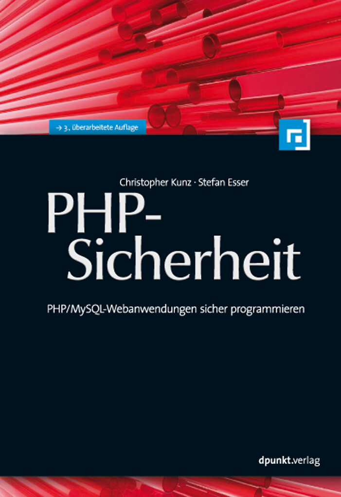 PHP-Sicherheit als eBook Download von Christoph...
