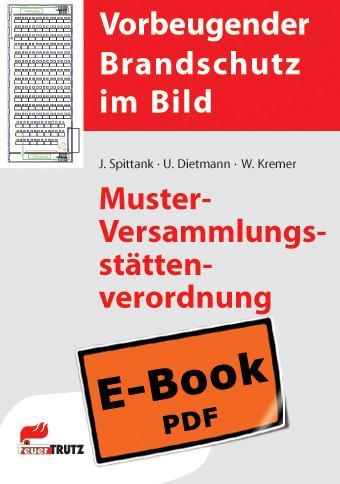 Muster-Versammlungsstättenverordnung als eBook ...