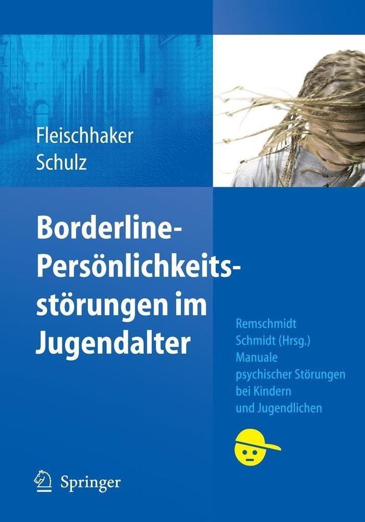 Borderline-Persönlichkeitsstörungen im Jugendal...