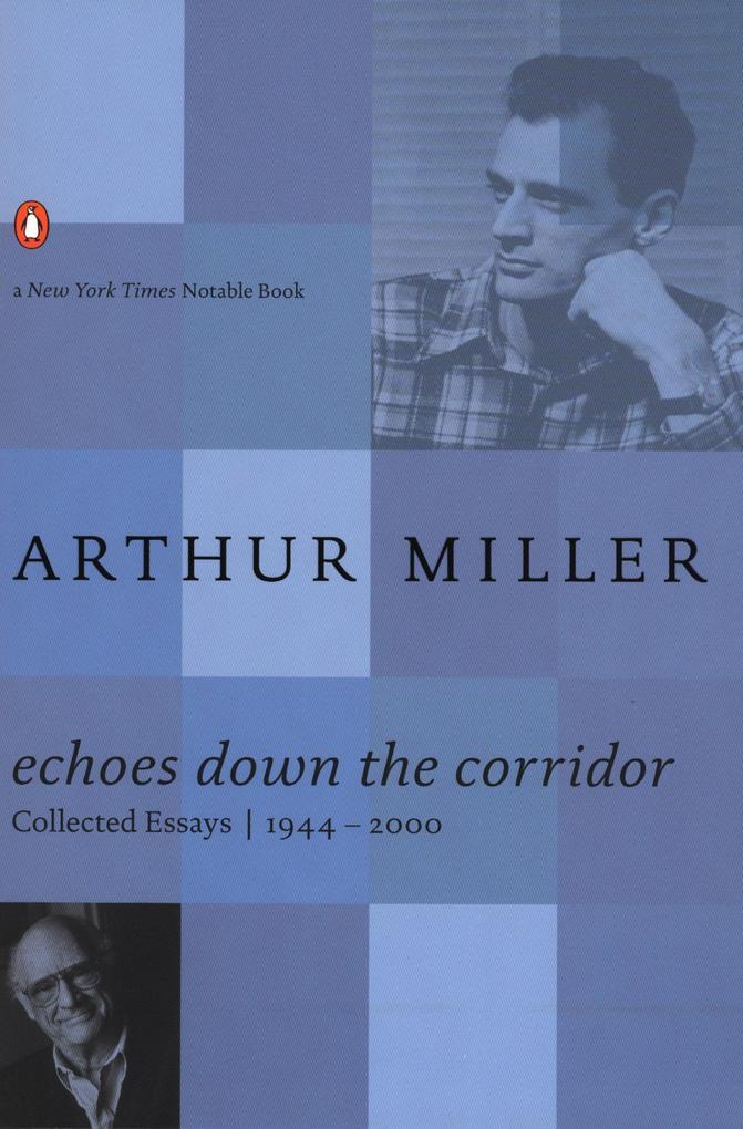 Echoes Down the Corridor: Collected Essays, 1944-2000 als Taschenbuch