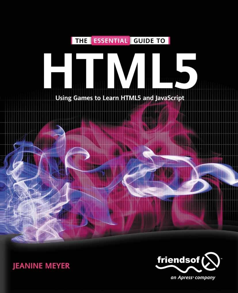 The Essential Guide to HTML5 als eBook Download...