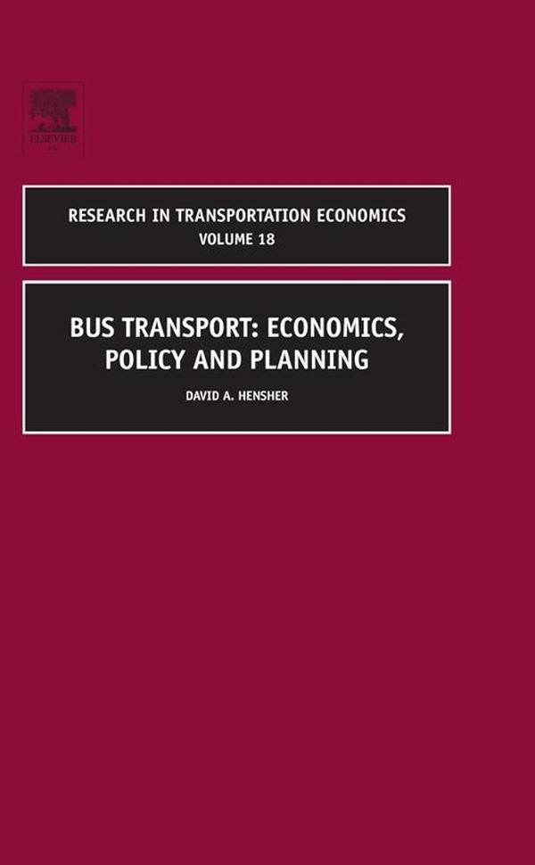 Bus Transport als eBook Download von David A He...