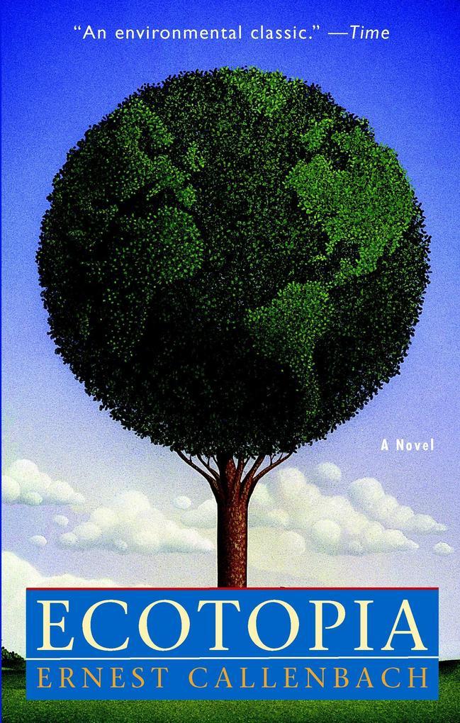 Ecotopia als Taschenbuch