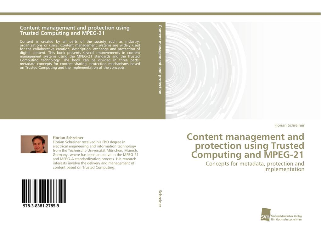 Content management and protection using Trusted...