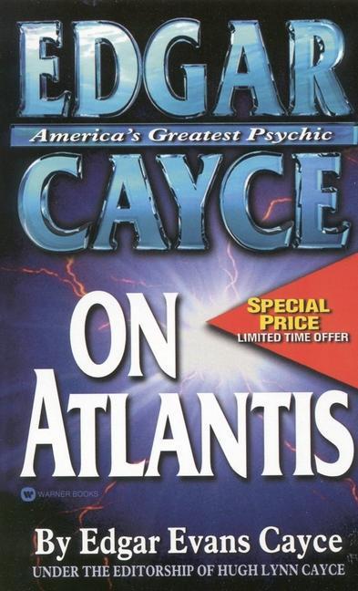 Edgar Cayce on Atlantis als Taschenbuch