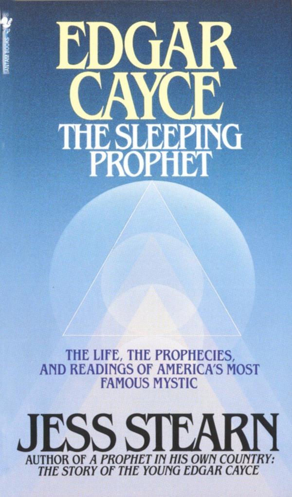 Edgar Cayce: The Sleeping Prophet als Taschenbuch
