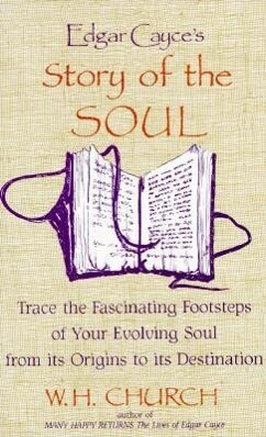 Edgar Cayce's Story of the Soul als Taschenbuch