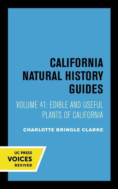 Edible and Useful Plants of California als Taschenbuch
