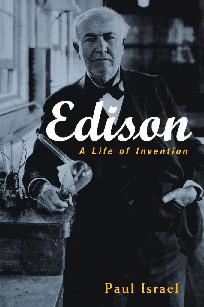 Edison: A Life of Invention als Buch