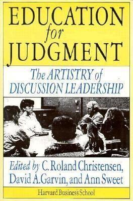 Education for Judgment als Taschenbuch