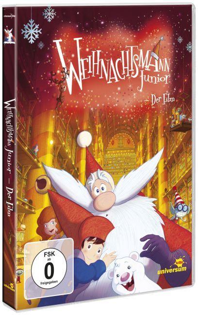 Weihnachtsmann Junior - Film