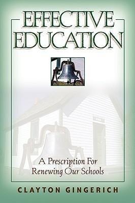 Effective Education als Taschenbuch