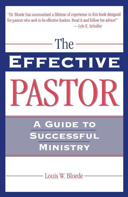 The Effective Pastor als Taschenbuch