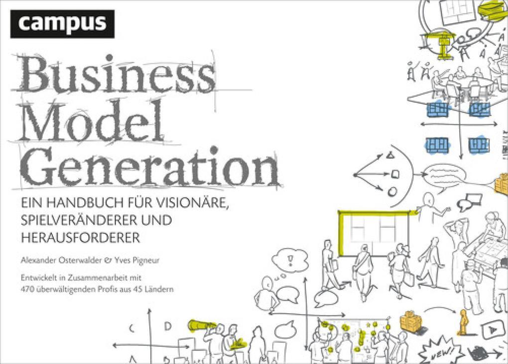 Business Model Generation als eBook