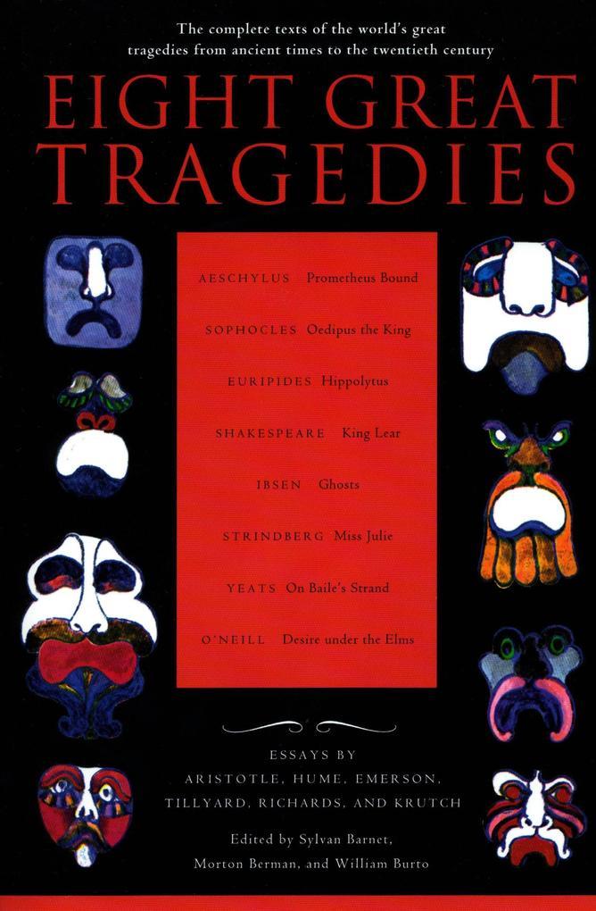 Eight Great Tragedies als Taschenbuch