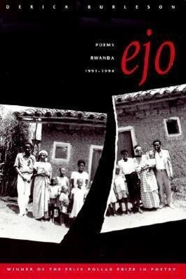 Ejo: Poems, Rwanda, 19911994 als Taschenbuch