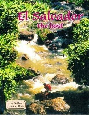 El Salvador the Land als Buch
