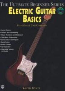 Electric Guitar Basics als Taschenbuch