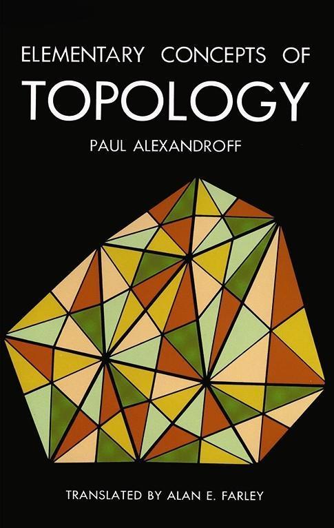 Elementary Concepts of Topology als Taschenbuch