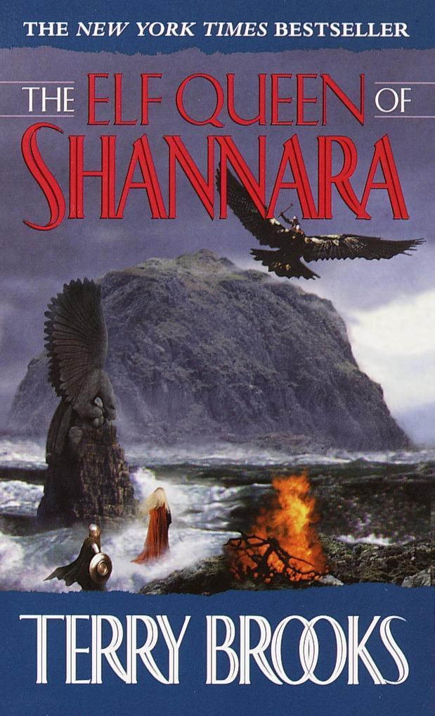 The Elf Queen of Shannara als Taschenbuch