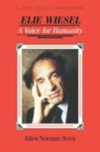 Elie Wiesel: A Voice for Humanity als Taschenbuch