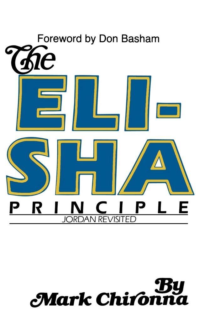 The Elisha Principle als Taschenbuch