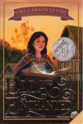 Ella Enchanted als Taschenbuch