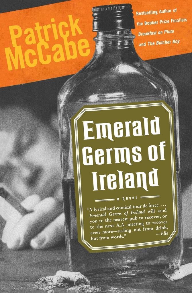 Emerald Germs of Ireland als Taschenbuch